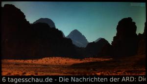 Das Foto einer PECS Diashow inklusive Newsticker - von der MIDAN SOFTWARE GmbH.