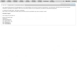 Sie haben Fragen zu PECS, hier finden Sie unsere Kontaktinformationen - von der MIDAN SOFTWARE GmbH.